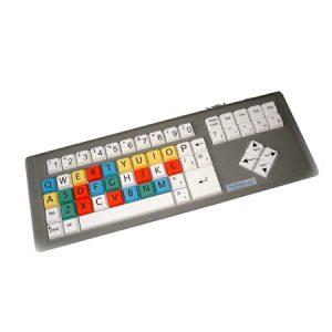 bigkeys-lx-qwerty-black-letters-colour-keys-lower-case-keyboard