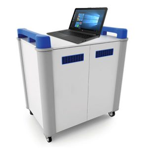 HP-laptops-with-trolley-16-for-schools