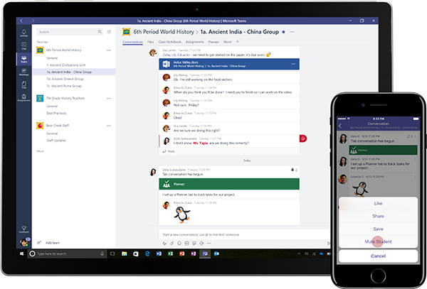 microsoft-teams-for-education-ireland